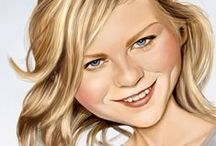Fabulous 'n' Famous Caricatures / by Amy Johnstone