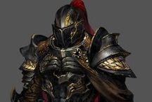 Vengeance: Damnation of a Hero / Inspiration for a fantasy novel