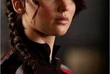 FILM - JENNIFER (4) - KATNISS / Jennifer as Katniss in Hunger Games