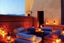 Odpoczynek - pomysły na balkony, loddże, tarasy