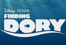 Finding Dory/Nemo / The super summer Disney - Pixar movie! Just keep swimming!