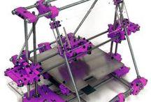 3Dkxk / 3D Printers n Models
