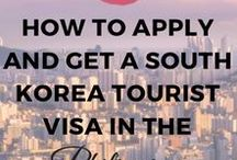 Visa Adventures / Everything you need to know about Visa application