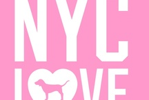 #NYC love Pink