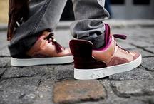Sneakers N' Heels