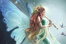 """"""" Fairies & goblins"""""""