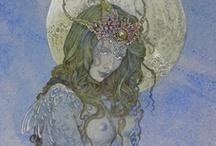 """mermaids....fantasy world"""