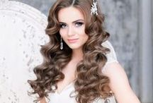 ♥ Wedding hairstyles /  Wedding Hairstyles for Every Length