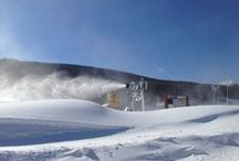 The Art of Snowmaking  / by Camelback Mountain Resort