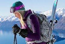 Baby, It's Cold Outside! / Find the best winter clothes to keep you warm! This is winter gear for skiers and snowboarders. / by Camelback Mountain Resort