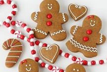 Gingerbread Galore / What can you make out of gingerbread? Check out these treats that go way behind gingerbread houses!