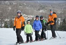 Learn Here Learn Right!  / Camelback Mountain Resort staffs over 250 of the most talented and inspiring, professionally trained, ski and snowboard instructors who are dedicated to sharing their passion of this energizing winter sport. You'll learn all the skills you need here at the ski area that you'll use on the slopes. The better you get, the more fun you'll have on the mountain building memories with friends and family. Our team is ready to guide you through this learning adventure!