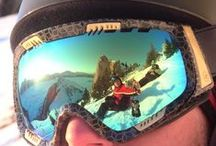 Goggle Vision / A board dedicated to all the reflective and colorful goggle designs!
