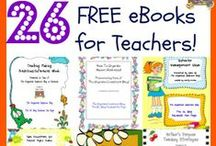 Free eBooks / Here's a list of FREE ebooks for the classroom!