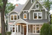 Exterior Architecture / Ornamental features can mall all the difference in your curb appeal