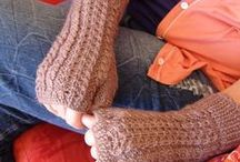 Warmers ~ Mitts ~ Neckwear / Must haves to keep cosy