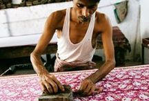 HANDCRAFTED / The art of slow fashion - supporting global artisans & handcrafted items as a righteous alternative to mass produced.