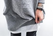 KNITS / Keeping warm is a creative fashion statement in itself. We applaud those who take on the challenge of looking good while doing it.
