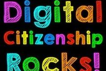 Digital Citizenship in the Classroom / Need to teach your students about digital citizenship? Want some ideas on Internet safety or cyberbullying? Than this board is for you!