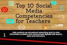 Social Media in the Classroom / Learn about social media in education here.