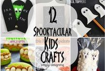 Halloween Ideas for the Classroom / You and Your Students can have a Happy Halloween!