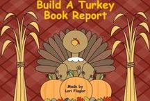 Thanksgiving Ideas for the Classroom / Thanksgiving Ideas for your and your students to gobble up!