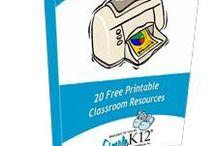 Teacher eBooks and Classroom Ideas / Free eBooks and resources for classroom teachers.  Professional development for teachers.
