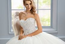 ♥Affezione collection 2015 / These are the beautiful dresses from our 2015 bridal collection.