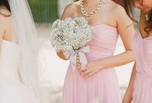 ♥Pink Wedding Inspiration
