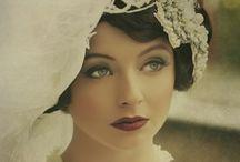 Classic / 1940s makeup