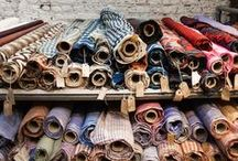 PRINT / Indian prints & textiles which call out to our traditional handicraft love