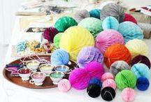 Colour ! / We LOVE colour  !