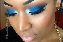 Makeup faces :) / Make up / by Miysha