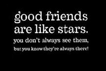 ** Friends :)