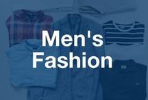 Men's Fashion Tips / Men's Fashion - From advice to style tips, and the latest clothing in the men's fashion. Shirts, Jeans, T-Shirts and more from the best clothing brands.