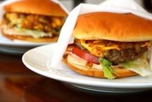 Sandwiches/ burgers etc.