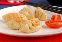 Pilmeni/ ravioli/ dumplings