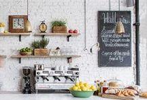 Shops & Cafe's