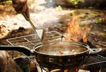 Camping Recipes & Cooking Tips / When you have to rely on using ice to keep your food cold and from going bad, you need some great practical ideas.