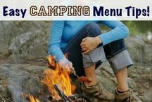 Planning Your Camping Trip / Helpful ideas to stimulate your adventurous camping spirit.