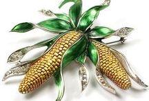 Fruit & Vegetable Jewelry