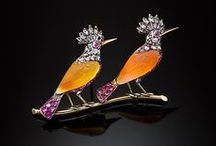 Bird Jewelry / by World of Eccentricity & Charm