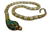 Snake & Reptile Jewelry / by World of Eccentricity & Charm