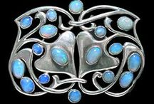 Buckles & Clasps / Belt buckles, shoe buckles, cape clasps and buckle shaped jewelry. If you like buckles, you might also enjoy looking through the pieces in my SASH PINS board.