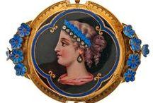 Portrait Jewelry