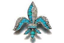 Fleur-de-Lis Jewelry