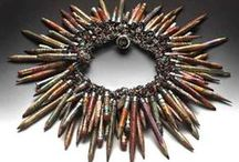 Found Object Jewelry / Everyday items repurposed and made into jewelry