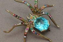 Spider Jewelry