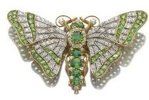 Butterfly Jewelry / May the wings of the butterfly kiss the sun; And find your shoulder to light on, To bring you luck, happiness and riches; Today, tomorrow and beyond. ~Irish Blessing