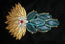 Brooches, Pins & Clips: Costume